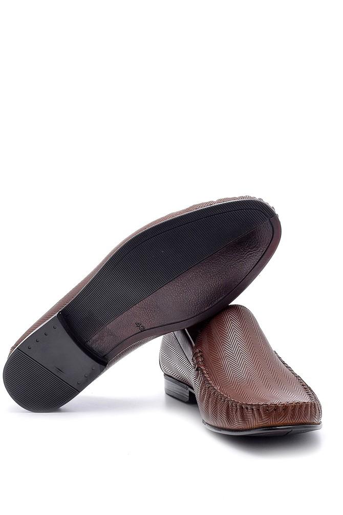 5638160980 Erkek Deri Casual Loafer