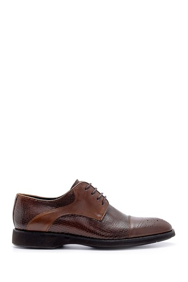 Kahverengi Erkek Deri Ayakkabı 5638155179