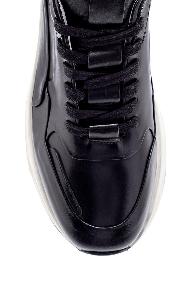 5638157924 Erkek Deri Sneaker