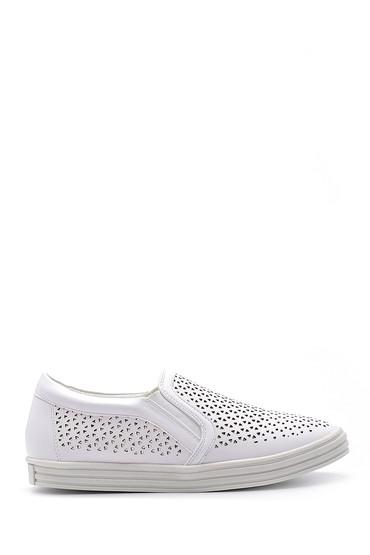 Beyaz Kadın Ayakkabı 5638121491