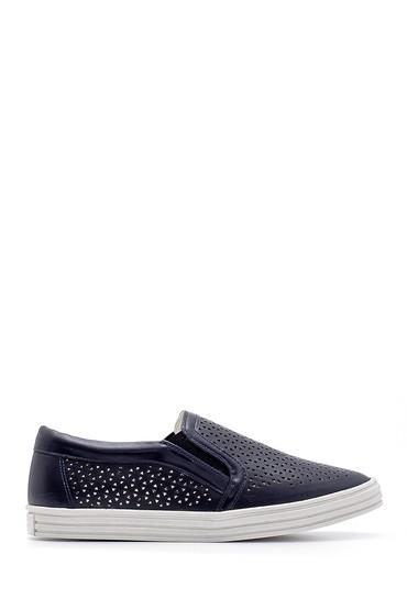 Lacivert Kadın Ayakkabı 5638121493