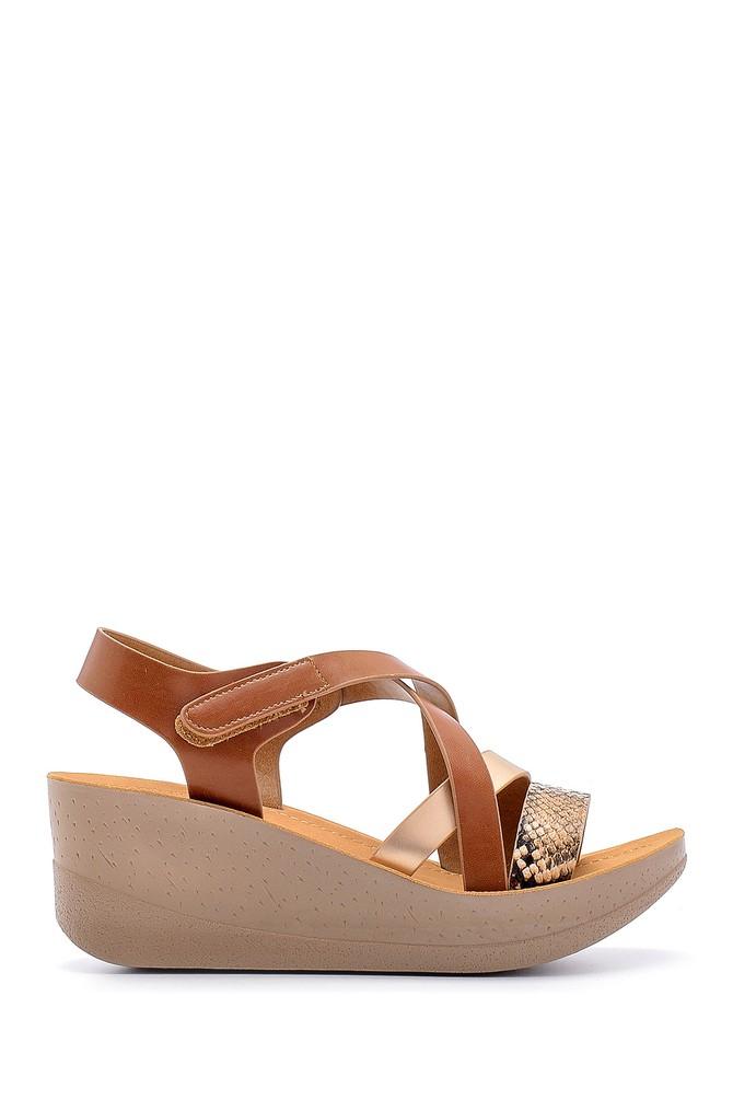 Kahverengi Kadın Sandalet 5638132578