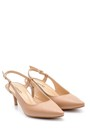5638198520 Kadın Kısa Topuklu Ayakkabı