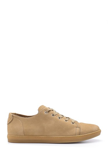 Bej Erkek Nubuk Sneaker 5638143078