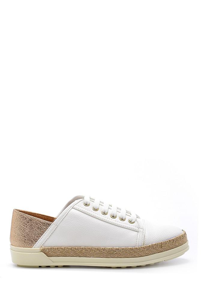 Beyaz Kadın Ayakkabı 5638121512