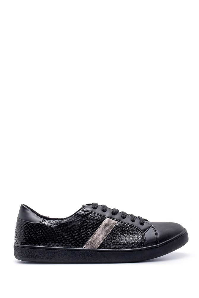 Siyah Kadın Ayakkabı 5638121616