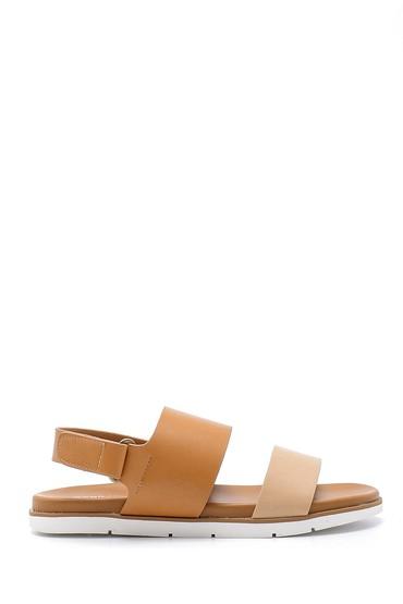 Bej Kadın Sandalet 5638127808
