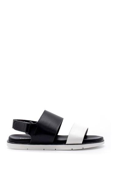 Siyah Kadın Sandalet 5638127802