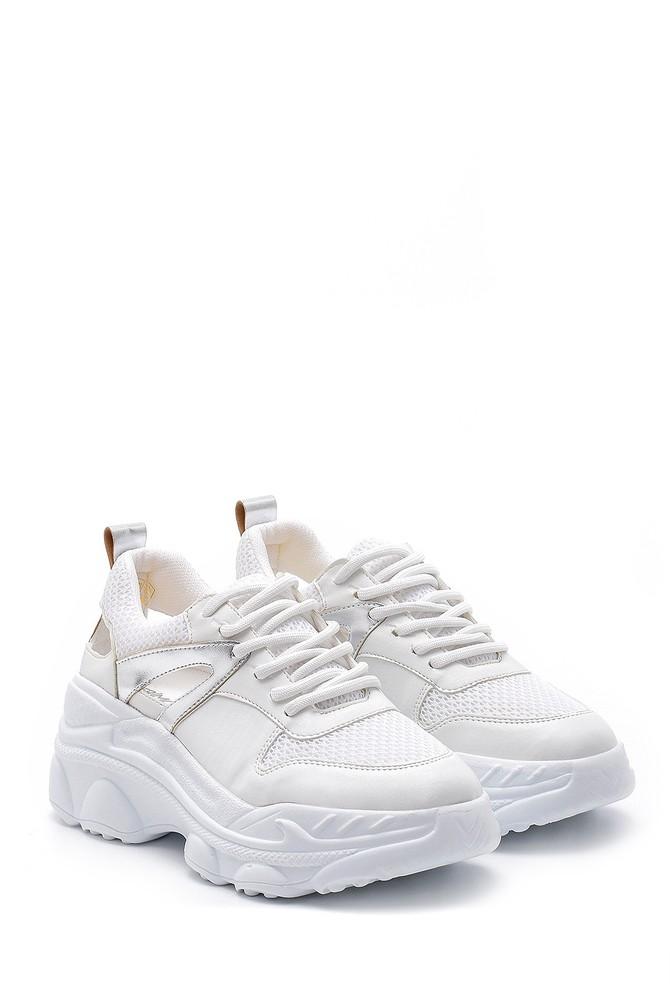 5638185605 Kadın Yüksek Tabanlı Sneaker