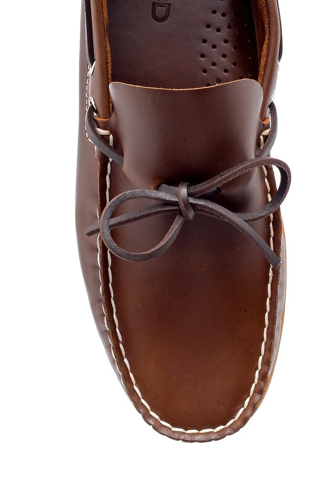 5638145211 Erkek Deri Casual Loafer