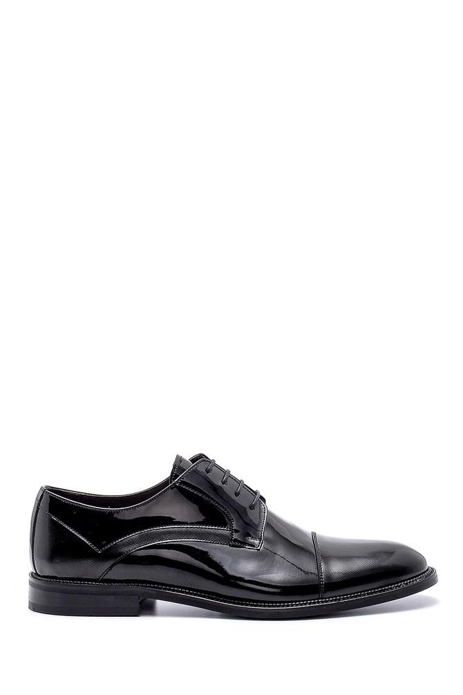 Siyah Erkek Deri Klasik Ayakkabı 5638150093