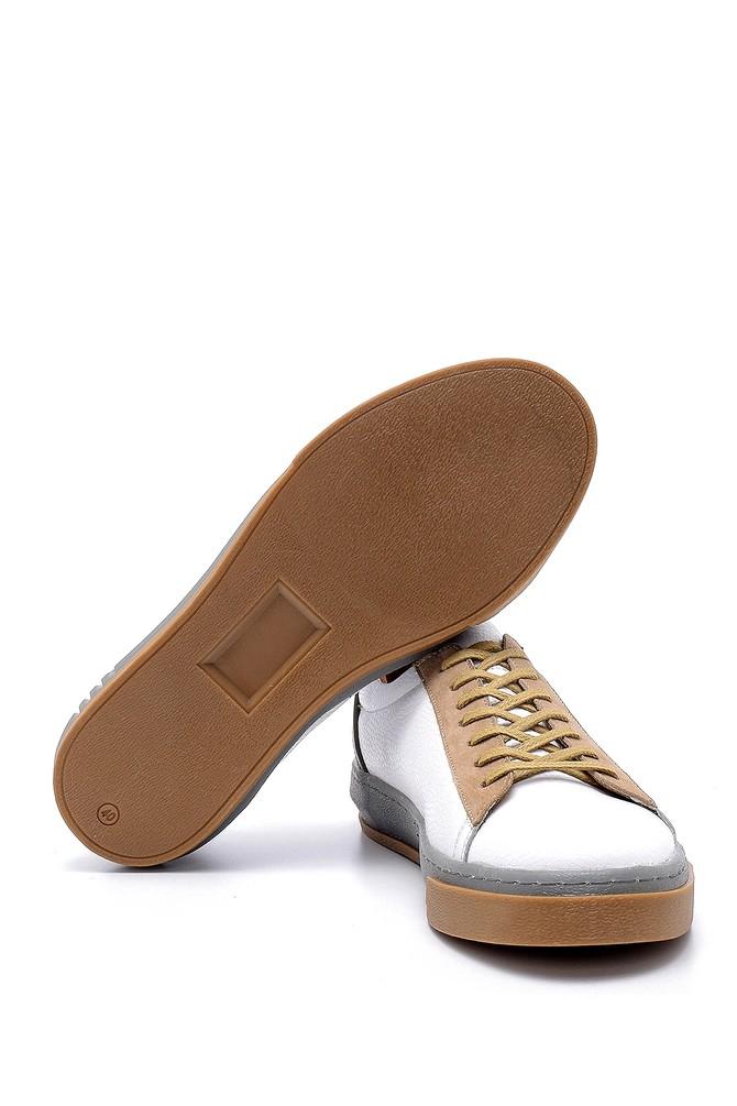 5638202285 Erkek Deri Sneaker