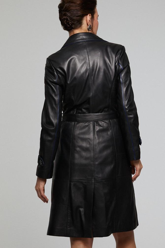 5638122726 Anastasia Kadın Deri Ceket