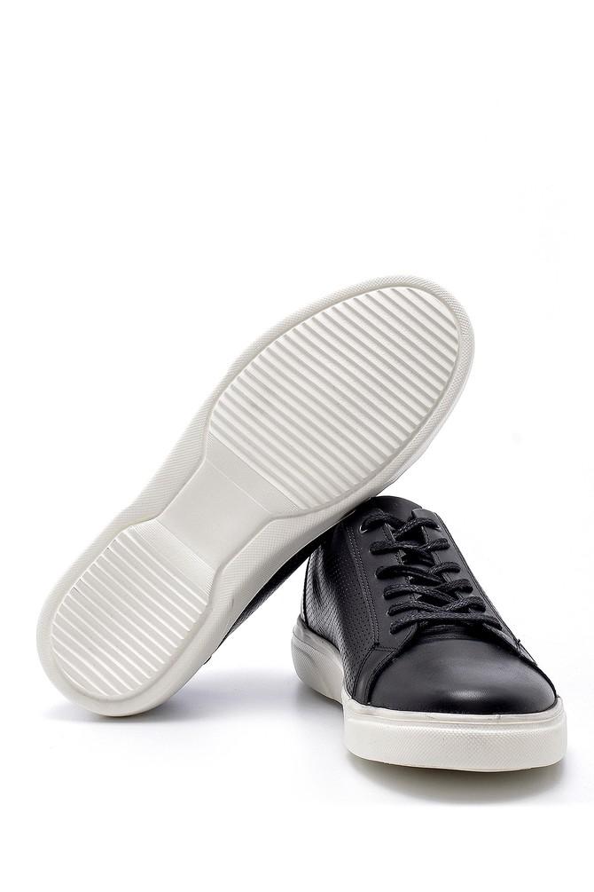 5638135486 Erkek Deri Sneaker