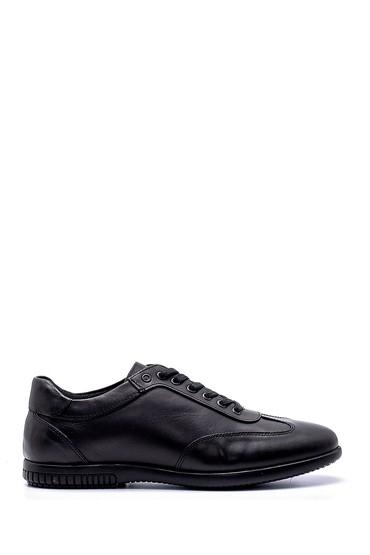Siyah Erkek Deri Ayakkabı 5638197026