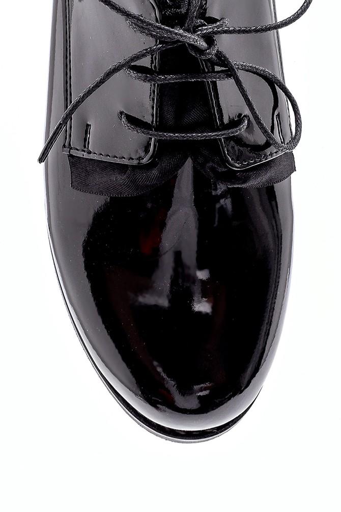 5638194017 Kadın Rugan Casual Ayakkabı