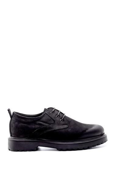 Siyah Erkek Nubuk Casual Ayakkabı 5638196872