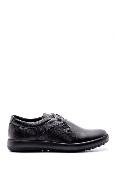 Siyah Erkek Deri Ayakkabı 5638196896