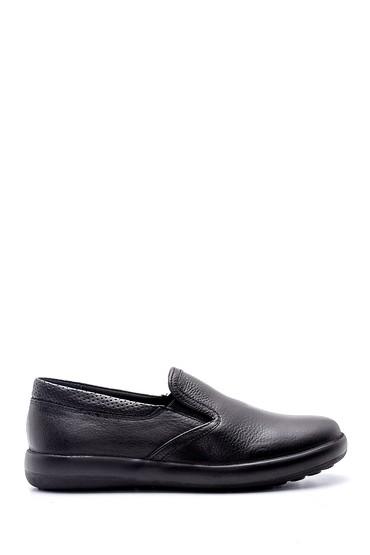 Siyah Erkek Deri Ayakkabı 5638196918