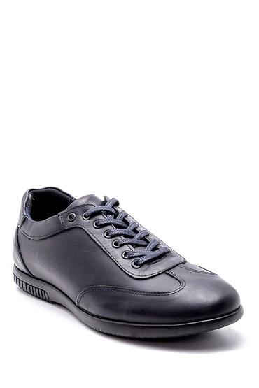 Lacivert Erkek Deri Ayakkabı 5638197024