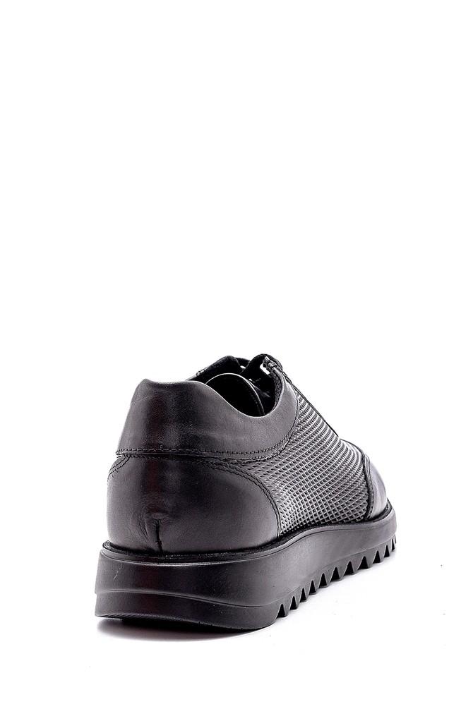 5638197048 Erkek Deri Sneaker