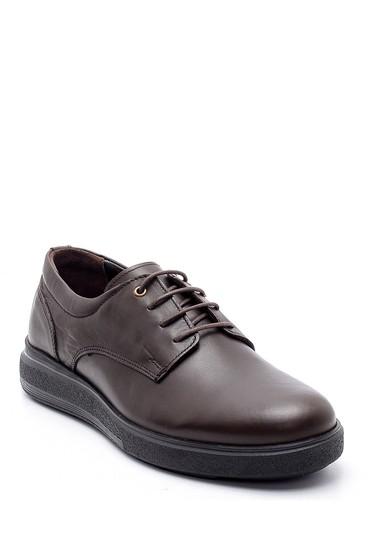 Kahverengi Erkek Deri Ayakkabı 5638197232
