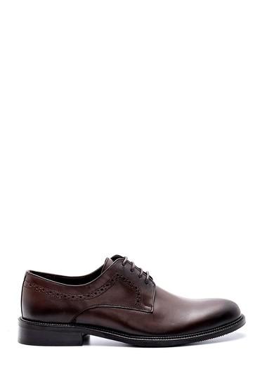 Kahverengi Erkek Deri Klasik Ayakkabı 5638199758