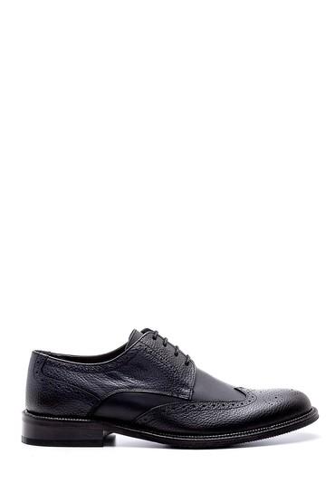 Lacivert Erkek Deri Klasik Ayakkabı 5638199783