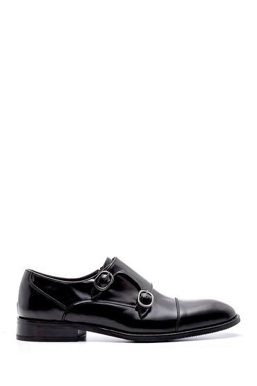Siyah Erkek Deri Klasik Ayakkabı 5638200129