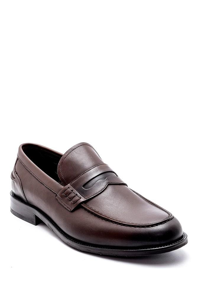 5638200298 Erkek Deri Klasik Loafer