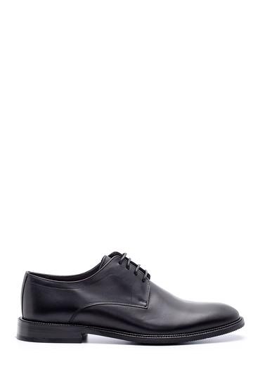 Siyah Erkek Deri Klasik Ayakkabı 5638200353
