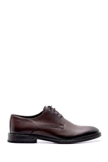 Kahverengi Erkek Deri Klasik Ayakkabı 5638200338