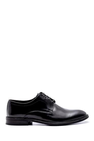 Siyah Erkek Deri Klasik Ayakkabı 5638200321