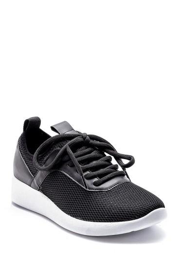 Siyah Kadın Sneaker 5638203271