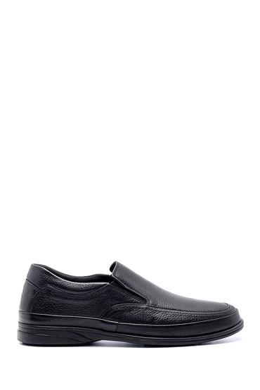 Siyah Erkek Deri Ayakkabı 5638203443