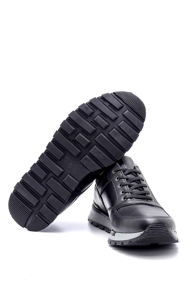 5638203470 Erkek Deri Casual Sneaker