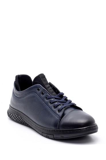 Lacivert Erkek Deri Ayakkabı 5638203536