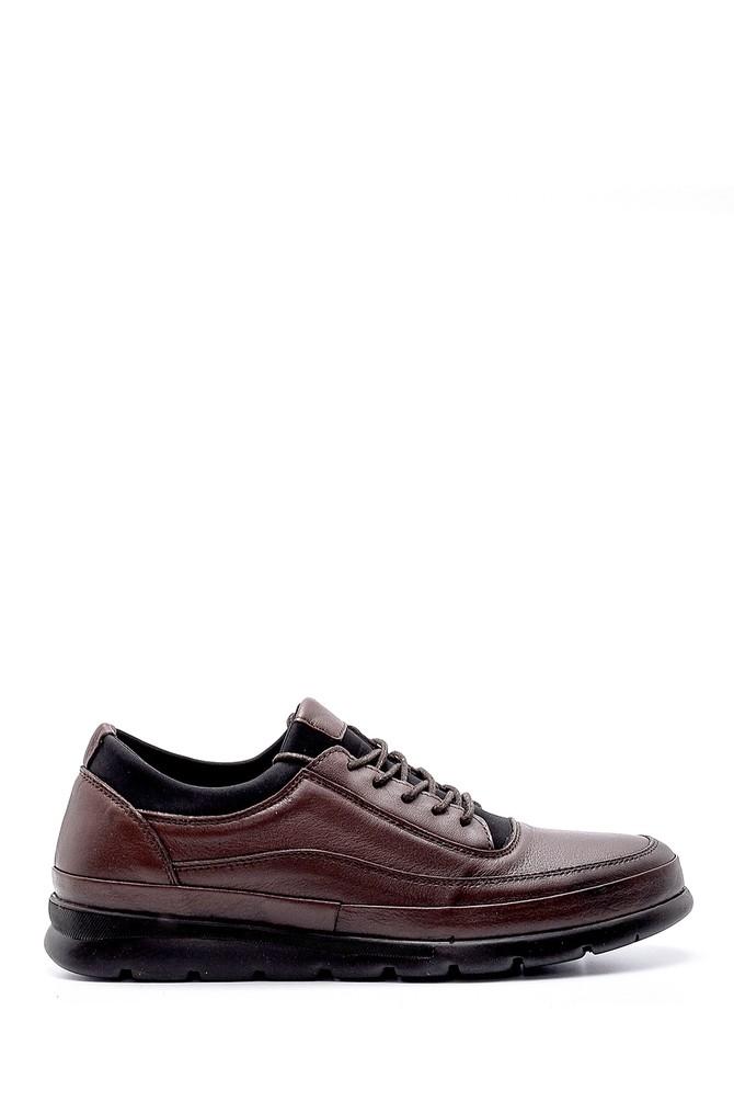 Kahverengi Erkek Deri Ayakkabı 5638203518