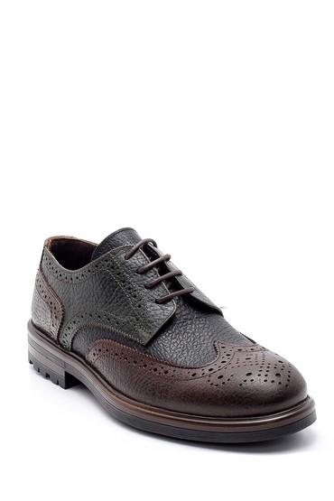 Multi Renk Erkek Deri Casual Ayakkabı 5638203860