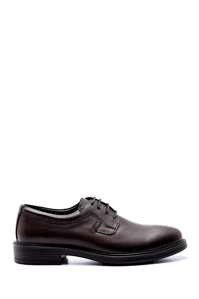 Kahverengi Erkek Deri Klasik Ayakkabı 5638208320