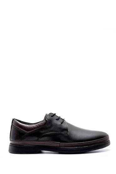 Siyah Erkek Deri Klasik Ayakkabı 5638208365