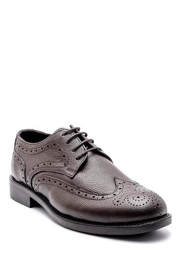Kahverengi Erkek Deri Casual Ayakkabı 5638208489