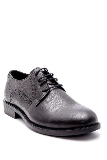 Siyah Erkek Deri Klasik Ayakkabı 5638208475