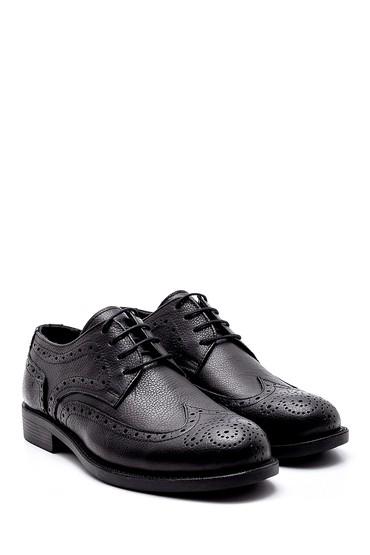 Siyah Erkek Deri Casual Ayakkabı 5638208490