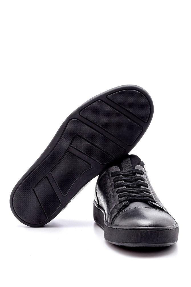 5638212436 Erkek Deri Sneaker