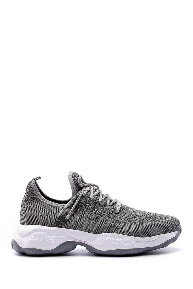 Gri Erkek Sneaker 5638212865