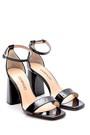 5638166182 Kadın Kalın Topuklu Sandalet