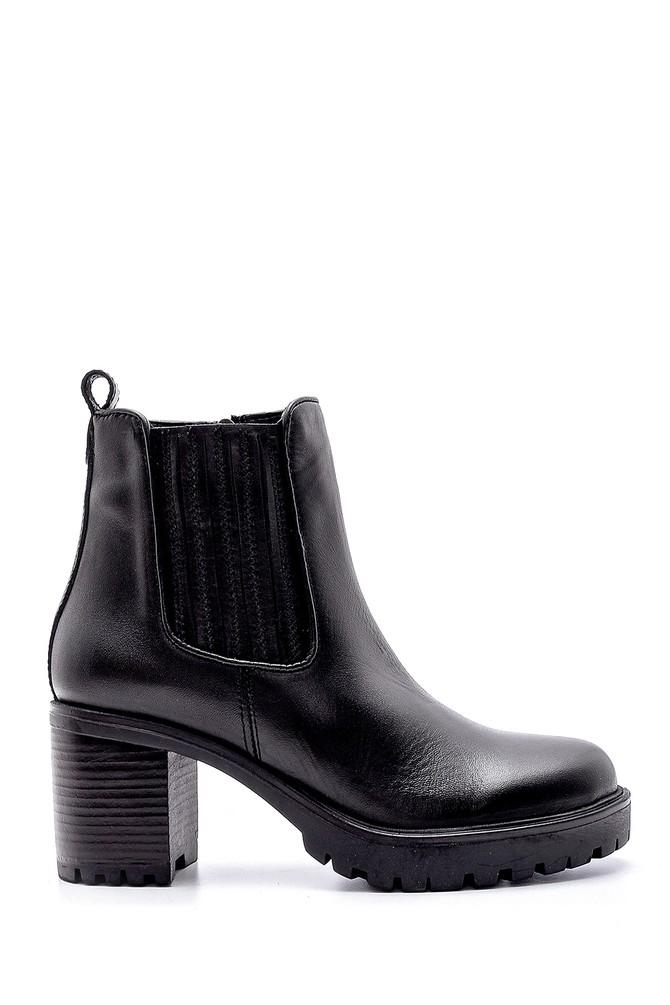 Siyah Kadın Topuklu Bot 5638183511
