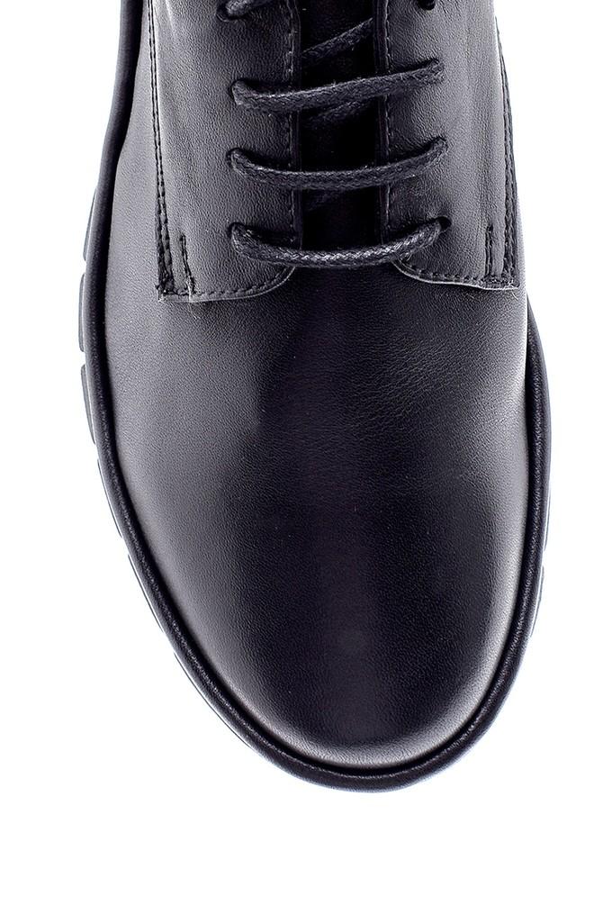 5638191947 Kadın Deri Ayakkabı