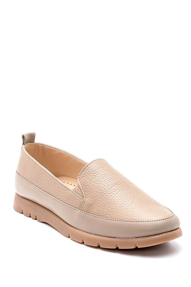 5638193898 Kadın Deri Ayakkabı